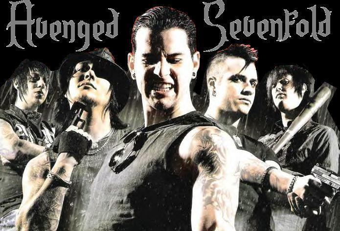 avenged sevenfold piece heaven